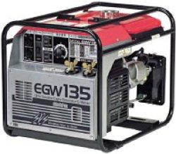 画像1: エンジン溶接機(ガソリンエンジン)